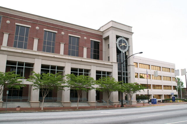 Where Is the Cobb County Probation Office Located